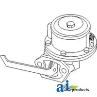 04157698 - Pump, Fuel Lift Transfer