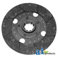 "100179 - PTO Disc: 9"", organic, rigid"