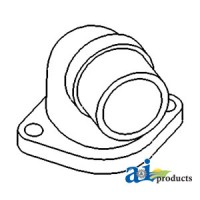 102581A - Extension, Exhaust Manifold