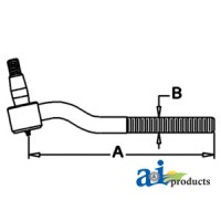 106681AS - Tie Rod End