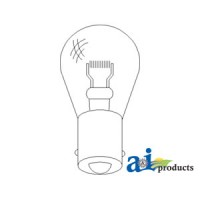 1156 - Light Bulb; 12 Volt / 25 Watt