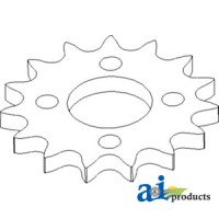 125990A1 - Sprocket, Auger Drive