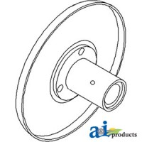 1541552C2 - Pulley Assembly, Cleaning Fan