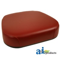 159859A-S3 - Seat Cushion, Steel, CRANBERRY