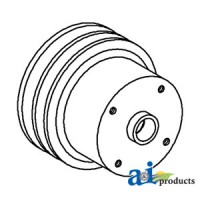 164041A - Pulley, Water Pump