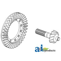 1664255M92 - Crown Wheel & Pinion Set