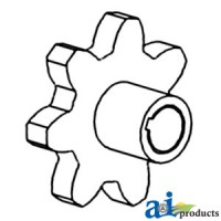 168683C1 - Sprocket, Clean/ Tailings Elevator