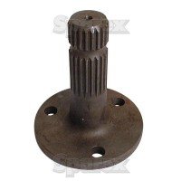 "S.17397 Shaft, Pto, 1000 Rpm, 1 3/8""-21"