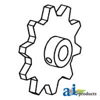 176278C1 - Sprocket, Gathering Chain Drive