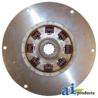 """188013C91 - PTO Drive Plate; 14"""", 8 Spring"""
