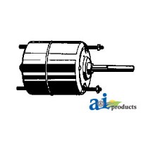 207002066 - Blower Motor (12V, 5/16 X 1 1/4 Shaft, Rev Rotation,