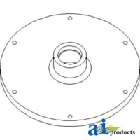 21421 - Cover, Wobble Box Housing