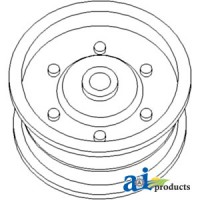 219235M1 - Pulley, Idler (Flat)