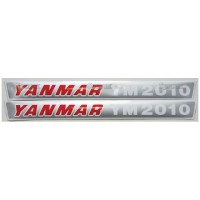 S.23108 Decal- Yanmar Ym2010
