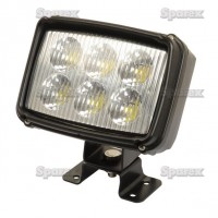 S.24772 Work Light, Square, Led, 2300 Lumen