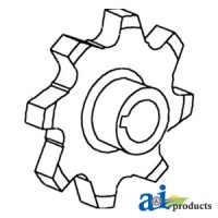 255806M1 - Sprocket, Grain Elevator