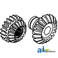 263169M92 - Bevel gears, consisting of: