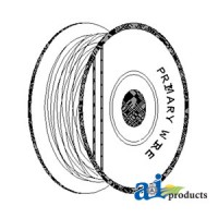 26A416 - Primary Wire, 100', 16 Ga. (RED)