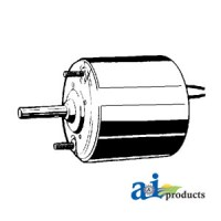 303156508 - Condenser Motor (12V, 5/16 X 1 1/2Shaft, Rev Rotatio