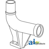 303216063 - Elbow, Exhaust Outlet