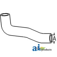 32430-18060 - Radiator Hose, Lower (Rear)