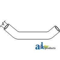 32530-10552 - Radiator Hose, Upper