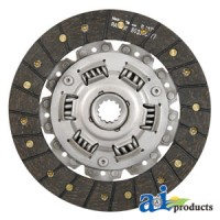 "3435019M93 - Trans Disc: 8.5"", organic, spring loaded"