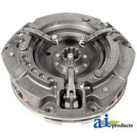 """3620408M91 - Pressure Plate: 12"""", 3 lever, cast iron, combined PT"""