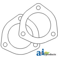 3640488M1 - Gasket, Exhaust (Steel)