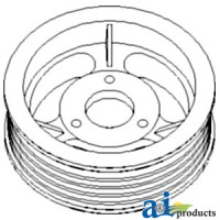 364320A2 - Pulley, Separator Driven