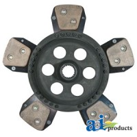 "3701008M91 - Trans Disc: 12"", 5-button, solid"