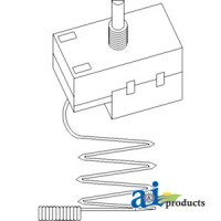 3902701M92 - A/C Thermostat