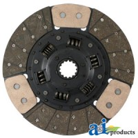 "3A161-25130 - Trans Disc; 11.875"", Organic, Spring Loaded"