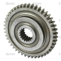 S.40749 Gear, Transmission, 1st, 45 Teeth