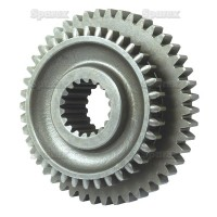 S.40752 Gear, Transmission, 2nd/3rd