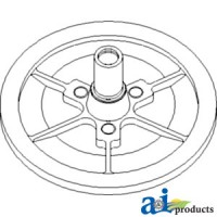 413164A1 - Pulley Assy, Variable Rotor Drive