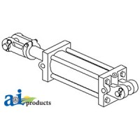 424DB - Cross Dbl Acting Cylinder