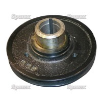 S.42775 Pulley, Crankshaft, 182735m1