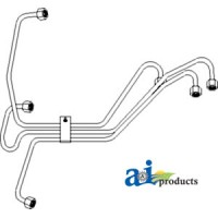 4797511 - Injection Line Set, #3 Cylinder