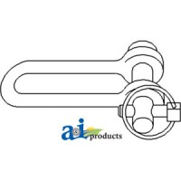 47P1053 - Stabilizer Clevis w/ Pin