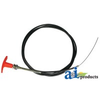 "47V1535 - Cable, T Handle Pull (82"")"