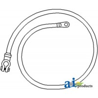 505570M1 - Cable, Battery to Starter