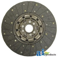 "514234M91 - Trans Disc: 12"", organic, spring loaded"