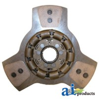 """521873M91 - Trans Disc: 12"""", spring loaded"""