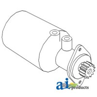 523089M91-E - Pump, Power Steering