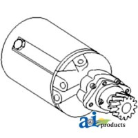 523092M91-E - Pump, Power Steering