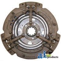 """526665M91-A - Pressure Plate: 11"""", 3 lever, cast iron, combined P"""