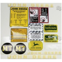 S.52702 Decal Kit, Jd Mt