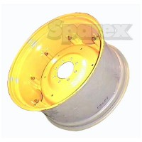 S.52724 Rim Assembly, Yellow, 15 X 30