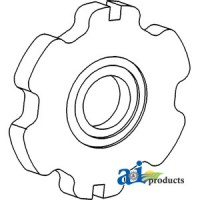 527444R1 - Plate, Primary Brake